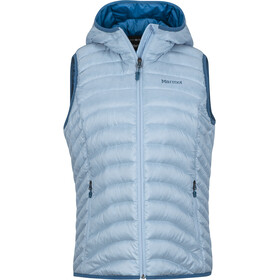 Marmot Bronco Hooded Vest Women, iceberg